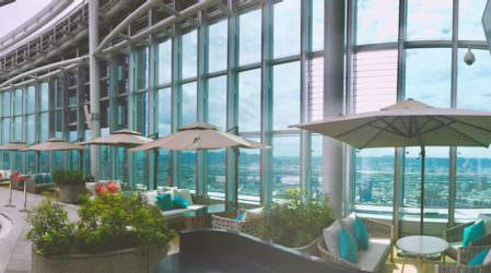 新北板橋│360度直接遠眺摩登新北耶誕城景觀!跨年首選Asia 49亞洲料理及酒廊~浪漫約會系列餐廳!